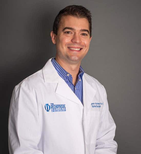 Orthopaedic Institute of Western Kentucky | Our Staff | Ben Kirchner, PA