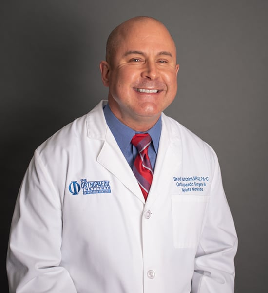 Orthopaedic Institute of Western Kentucky | Our Staff | Brad Hutchins, PA-C