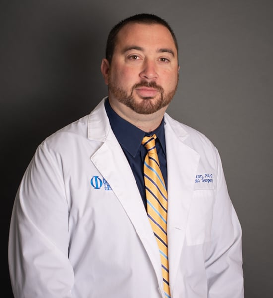 Orthopaedic Institute of Western Kentucky | Our Staff | Justin Damron, PA-C