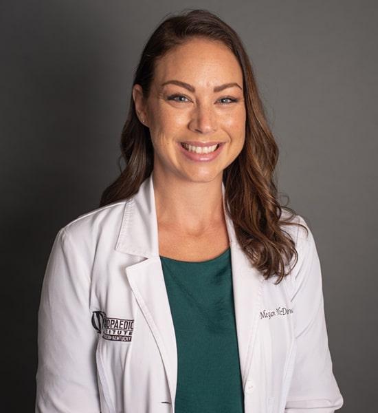 Orthopaedic Institute of Western Kentucky | Megan McDowell, APRN