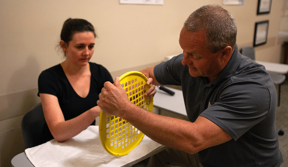 Orthopedic Physical Therapy   Hand Therapy