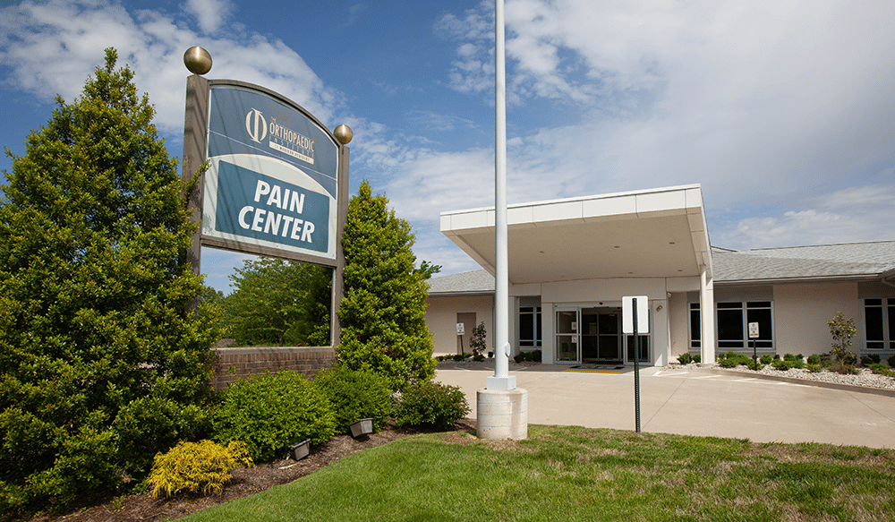 Orthopaedic Institute of Western Kentucky   Pain Management