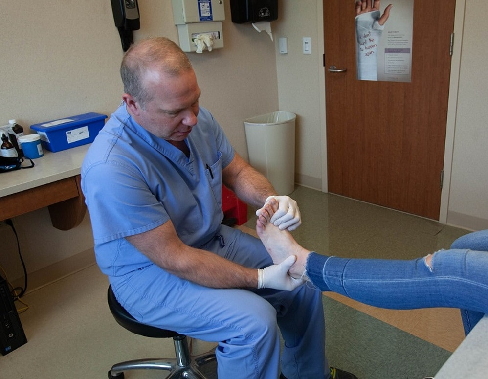 OIWK | Our Services | Foot and Ankle Center